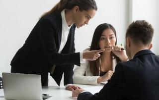 pesten en intimidatie op de werkvloer