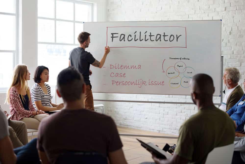 Bij-/nascholing facilitator intervisie